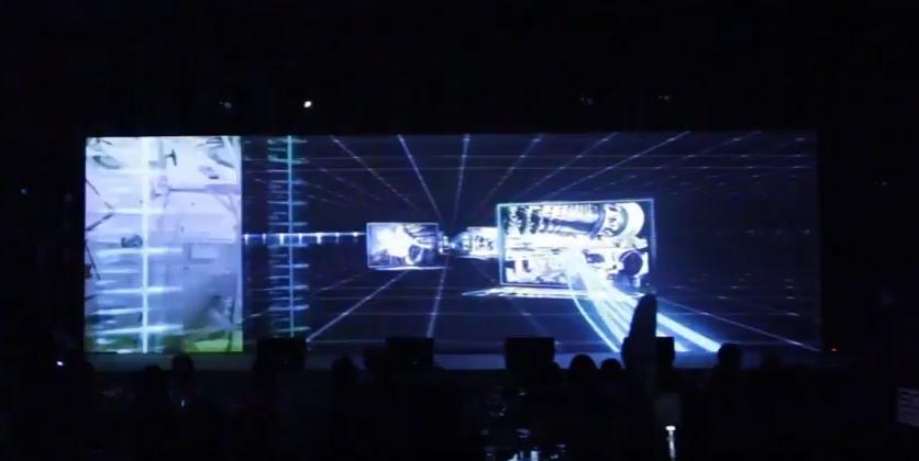 รับทำ วีดีโอ 3 ดี แมพปิ้ง 3D MAPPING ซีเมน Siemens 2