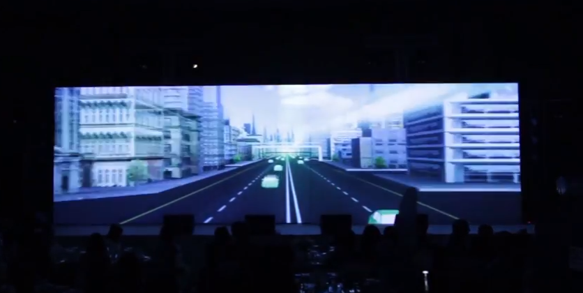 รับทำ วีดีโอ 3 ดี แมพปิ้ง 3D MAPPING ซีเมน Siemens 3
