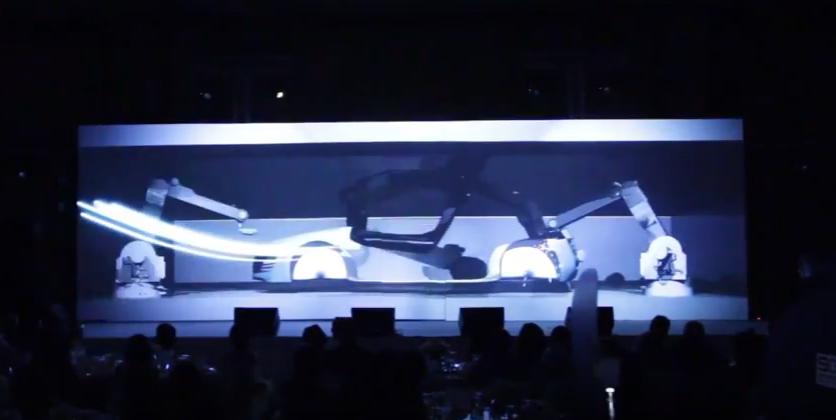 รับทำ วีดีโอ 3 ดี แมพปิ้ง 3D MAPPING ซีเมน Siemens 5