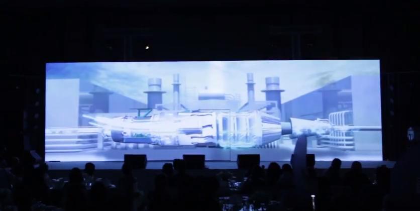 รับทำ วีดีโอ 3 ดี แมพปิ้ง 3D MAPPING ซีเมน Siemens 7