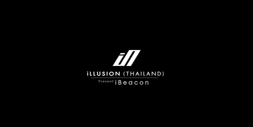 รับทำ ibeacon รับทำไอบีคอน อิลูชั่น ไทย