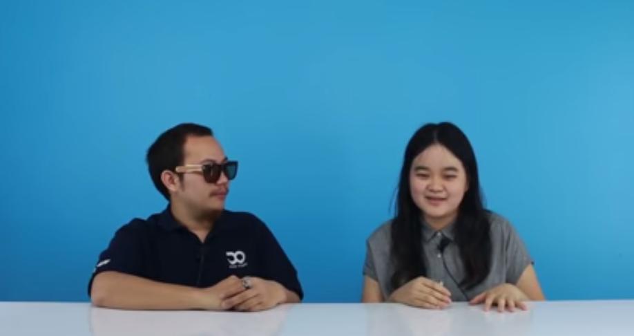 สัมภาษณ์ น้องพลอย (นักศึกษาทุนเกาหลี)