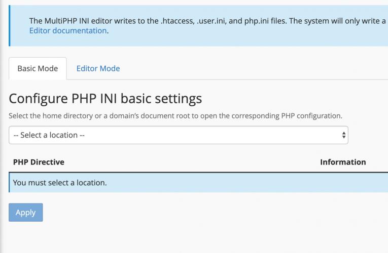 แก้ปัญหา เว็บไซต์ไม่แสดง Error (PHP)