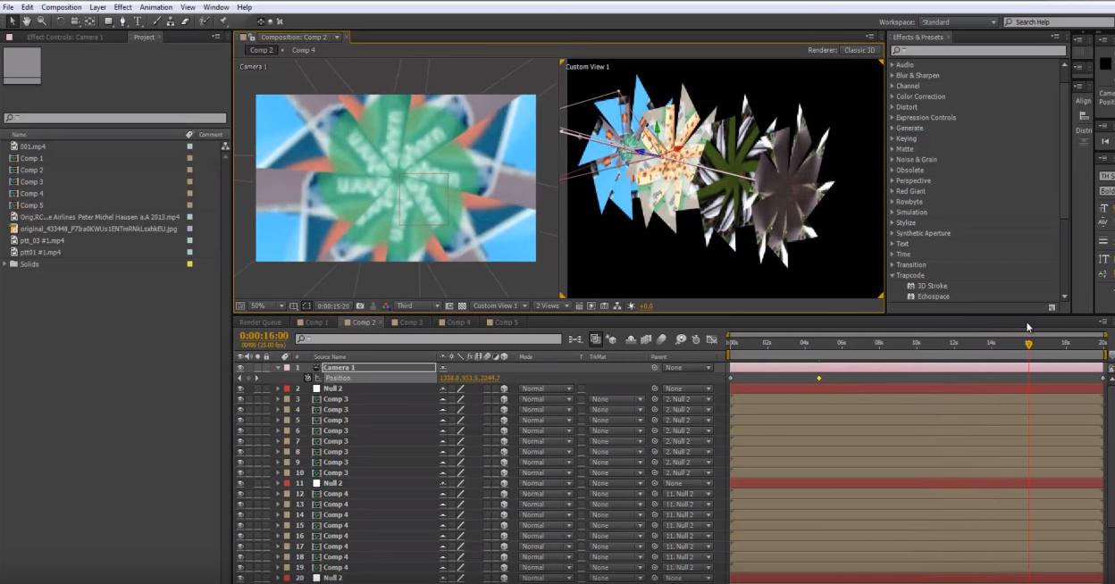 MESISE.COM – สอน 3D Layer เก๋ ๆ สำหรับการบ้าน นศ