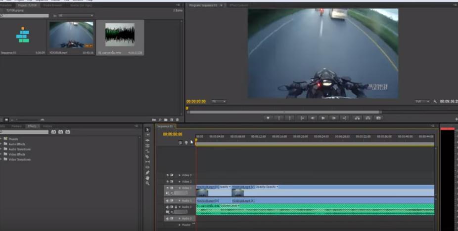 MESISE.COM – สอน Premiere Pro CS6 ตัดต่อใส่เสียง และ Export แบบรวดเร็วทันใจ