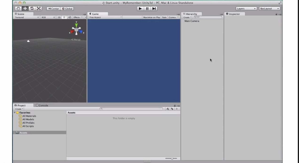 MESISE.COM – สอน Unity 3D – introduction