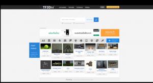 MESISE.COM - โหลดโมเดล 3D  ใช้กันฟรี ๆ