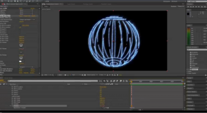 MESISE.COM-MAYA TO AFTER EFFECT PLEXUS