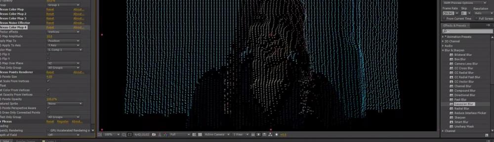 MESISE.COM – Plexus 2 (After effect) สร้างวีดีโอเก๋ ๆ
