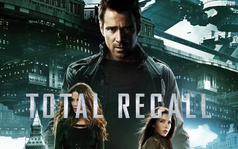 เบื้องหลังภาพยนต์เรื่อง Total Recall